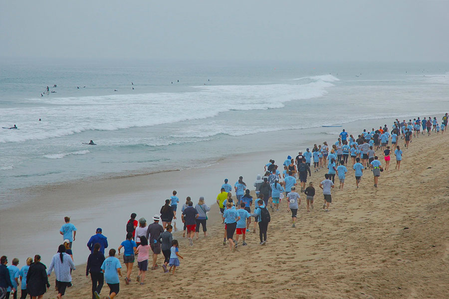 8th Annual Fun Run for the Oceans